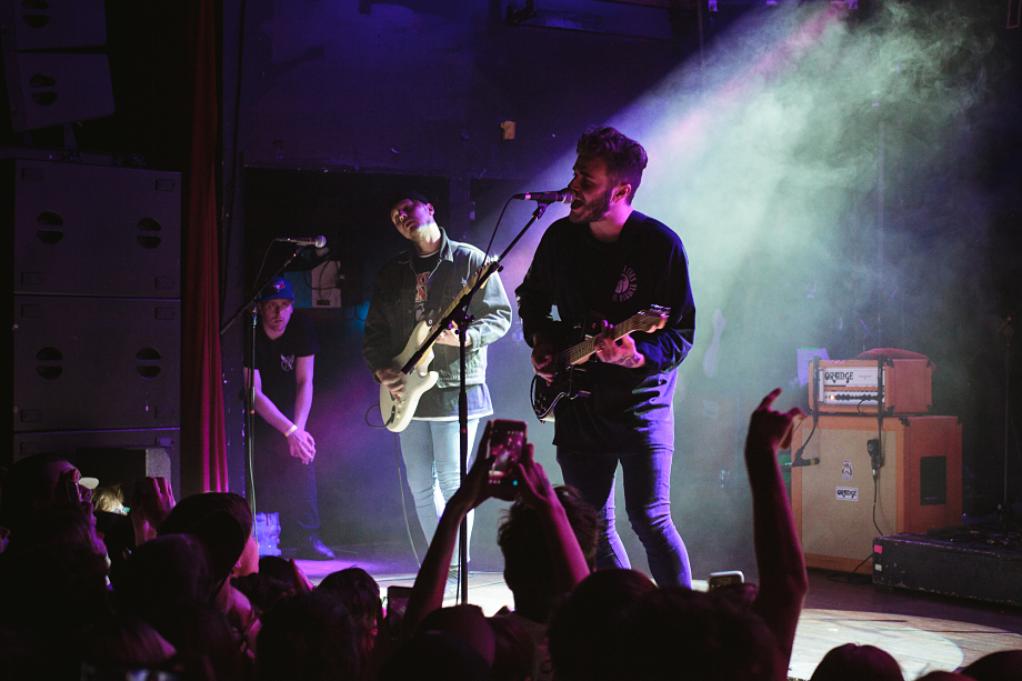 Moose Blood - The Mod Club-2