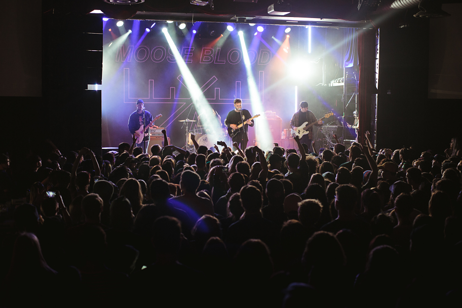 Moose Blood - The Mod Club-3