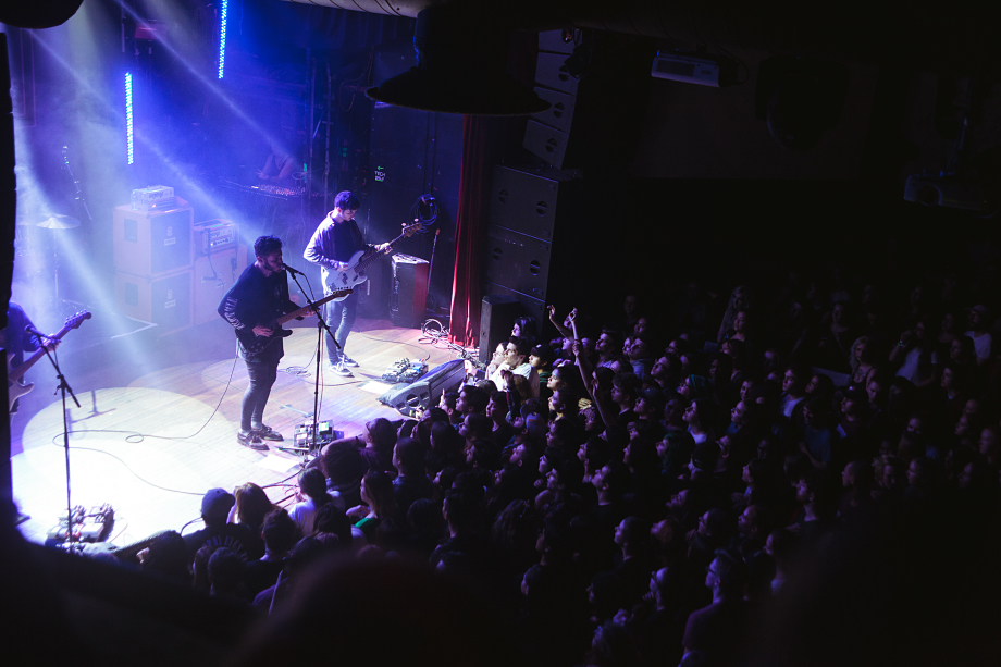 Moose Blood - The Mod Club-5