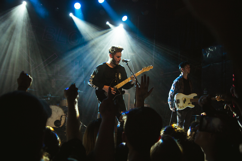 Moose Blood - The Mod Club-7