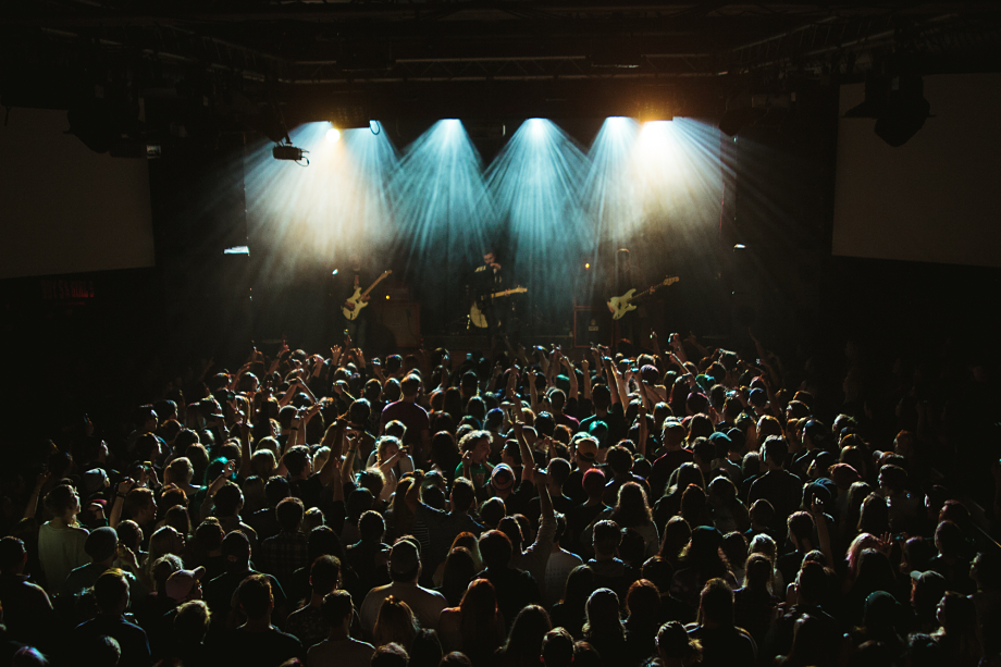Moose Blood - The Mod Club-8
