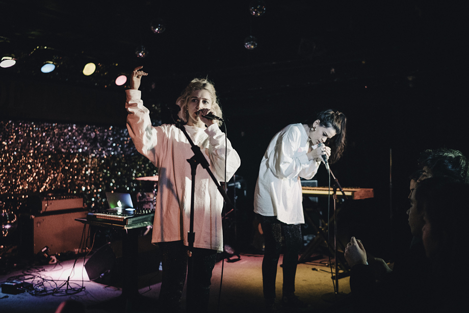 Overcoats - The Horseshoe Tavern-5