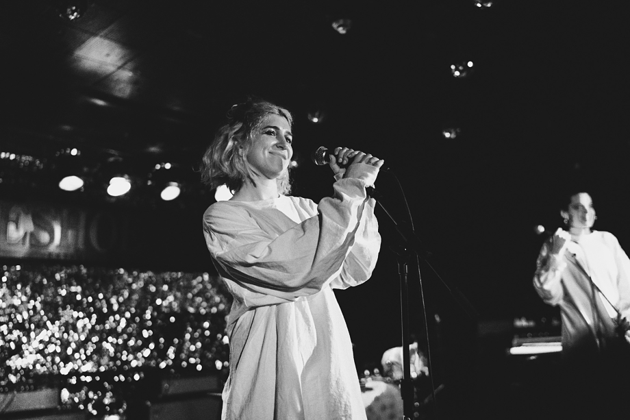 Overcoats - The Horseshoe Tavern-6