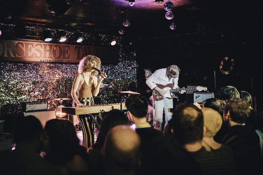 Tennis - The Horseshoe Tavern-3