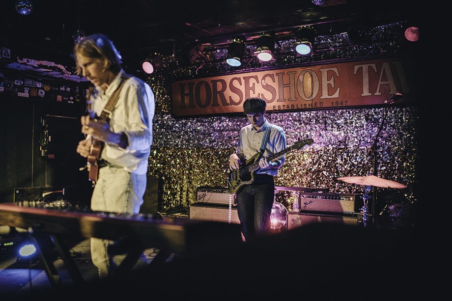 Tennis - The Horseshoe Tavern-5