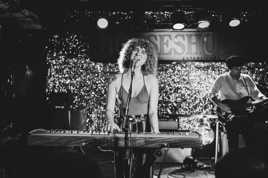Tennis - The Horseshoe Tavern-9