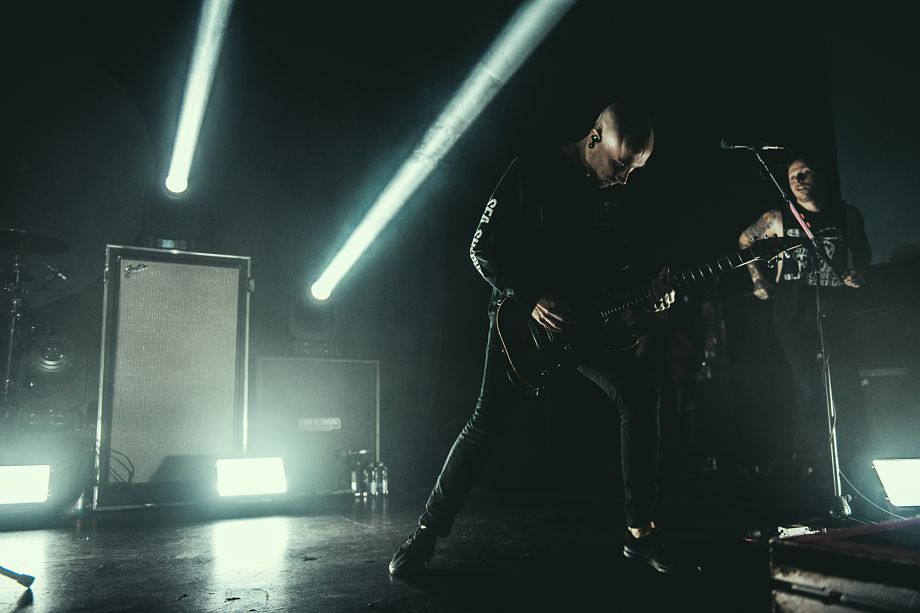 Architects - Danforth Music Hall-7