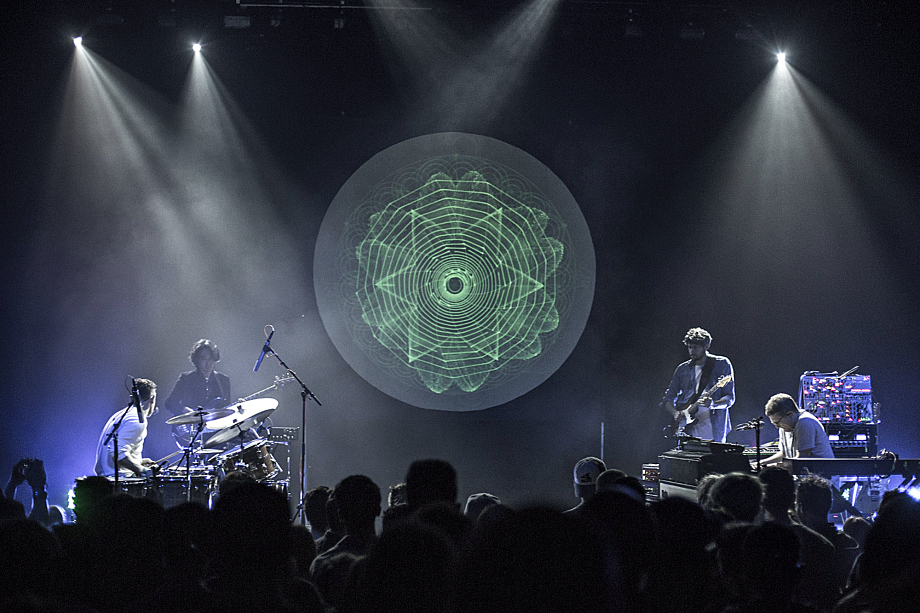 Floating Points - Danforth Music Hall-12