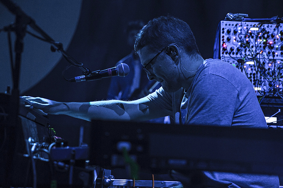 Floating Points - Danforth Music Hall-2