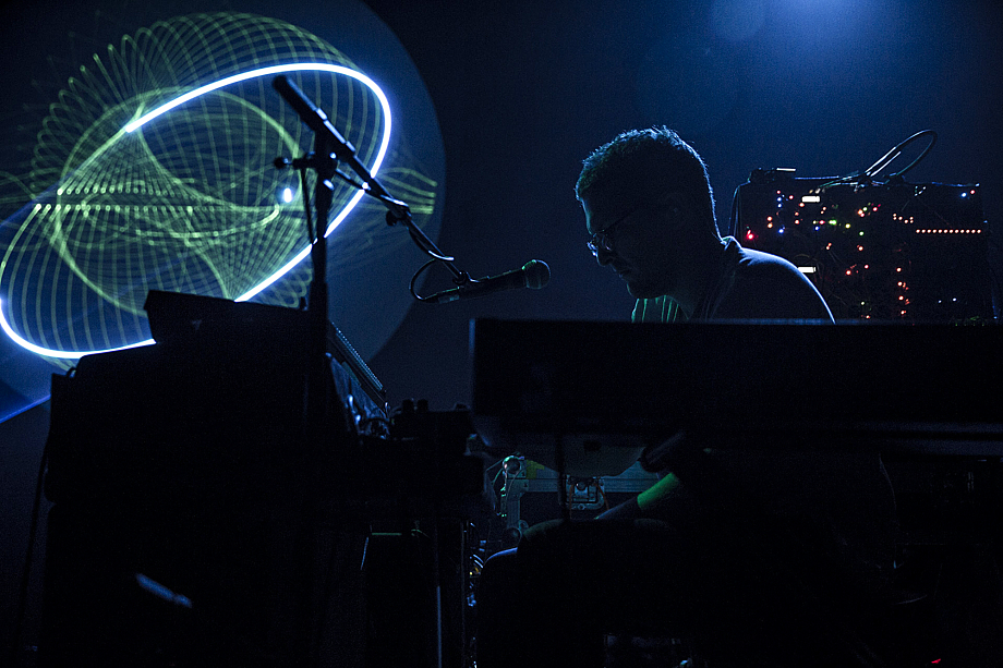 Floating Points - Danforth Music Hall-3