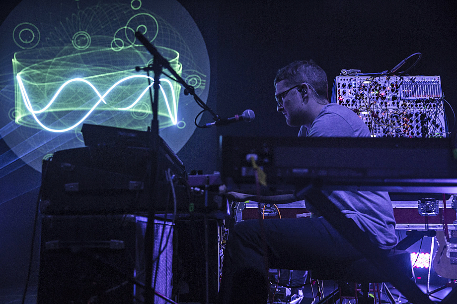 Floating Points - Danforth Music Hall-4
