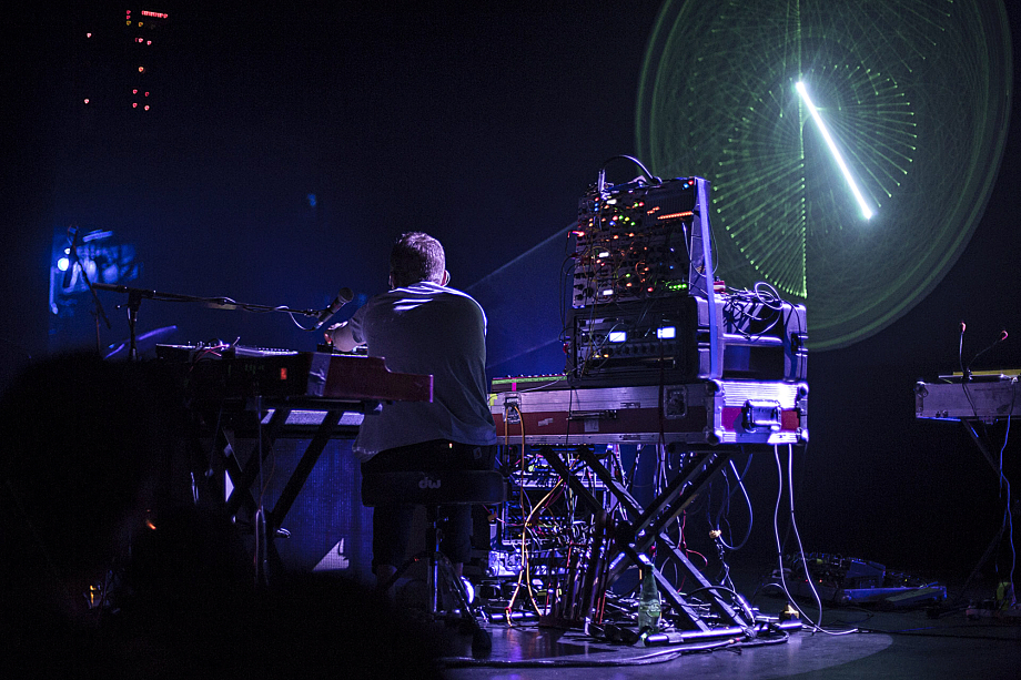 Floating Points - Danforth Music Hall-5