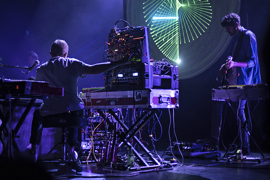 Floating Points - Danforth Music Hall-6