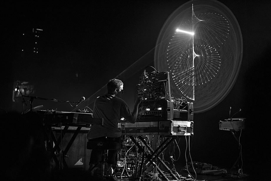 Floating Points - Danforth Music Hall-9