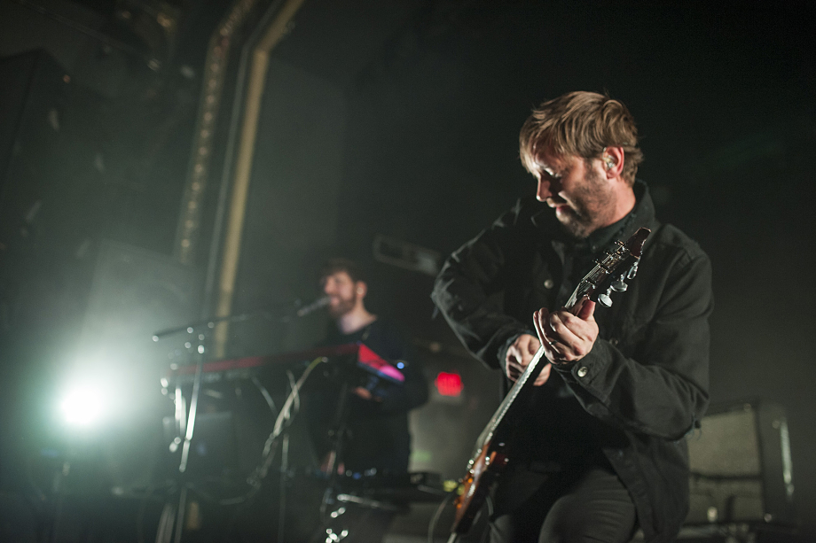 Minus The Bear - Saint Andrews Hall-5