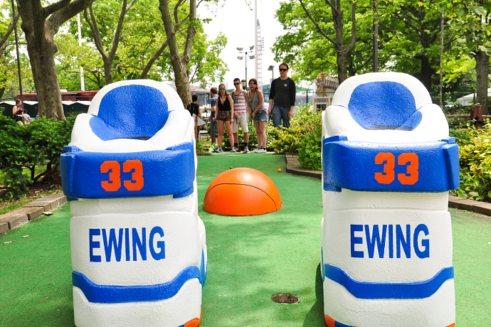 Governors Ball Mini Golf - Emily Tan