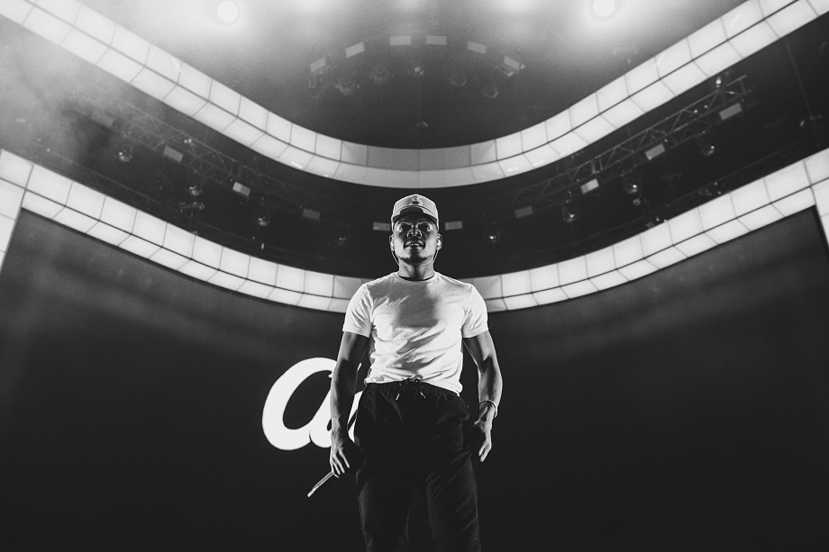 Chance The Rapper - Budweiser Stage-11