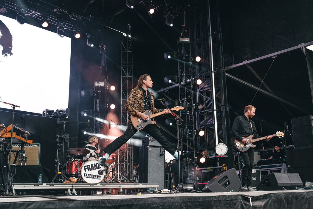 Franz Ferdinand - Governors Ball 2017-8