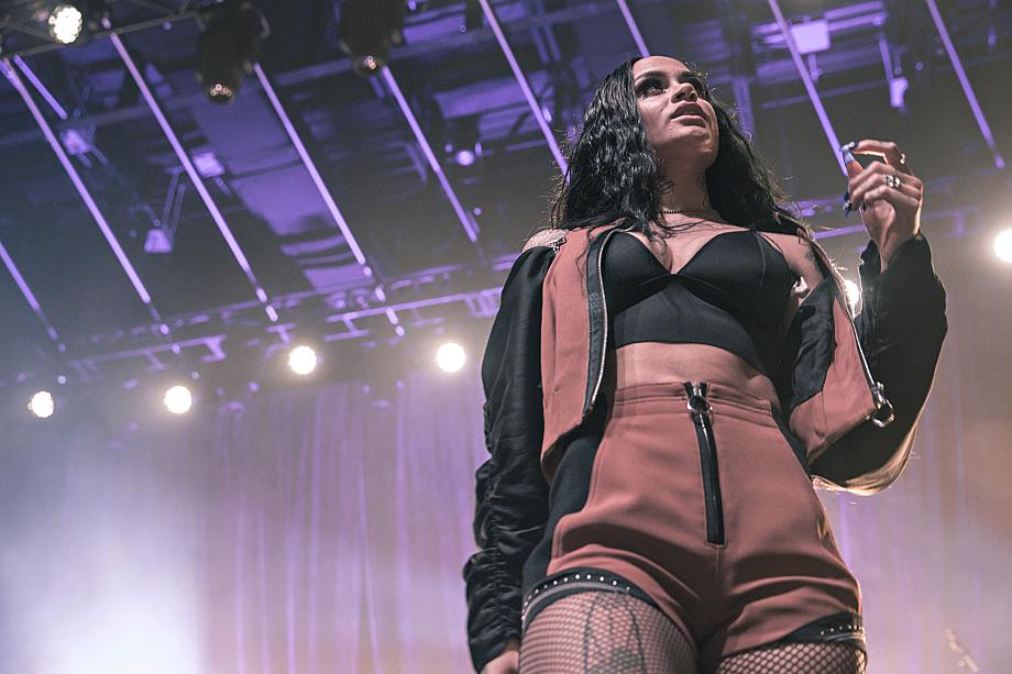 Kehlani at Rebel Nightclub Toronto