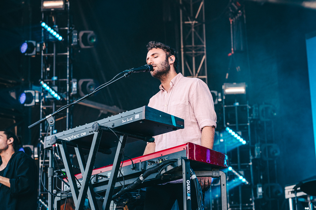 Local Natives - Governors Ball 2017-2