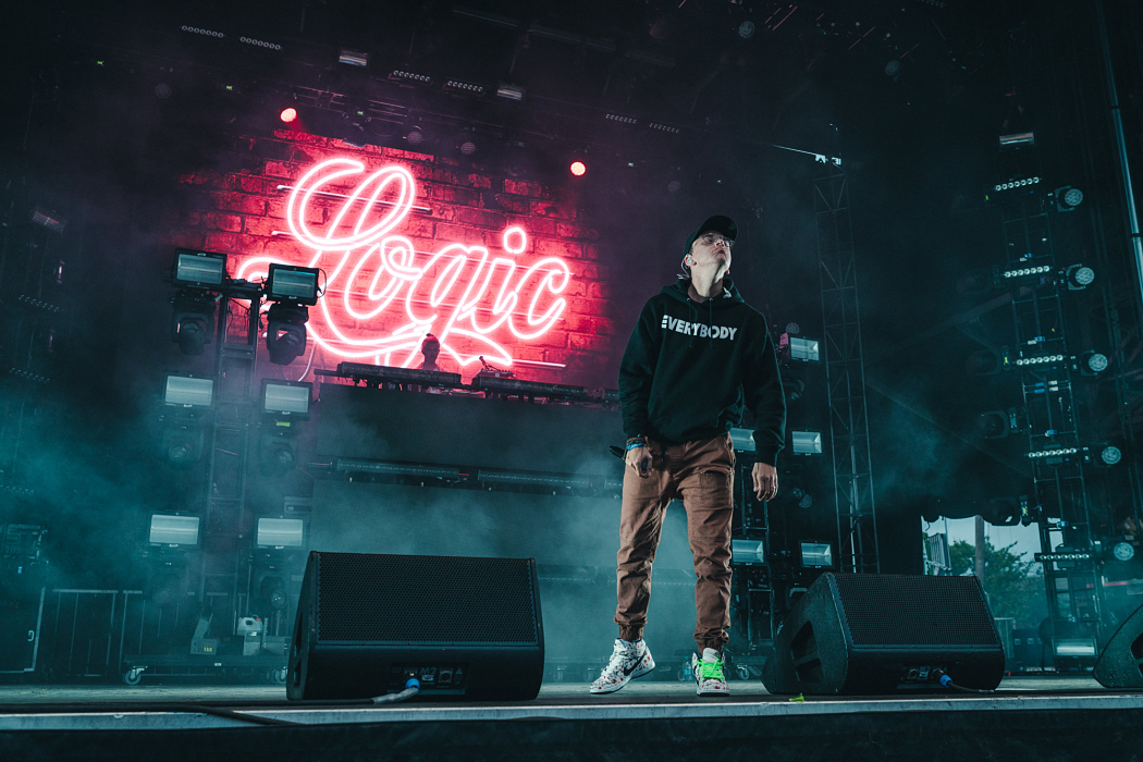 Logic - Governors Ball 2017-2