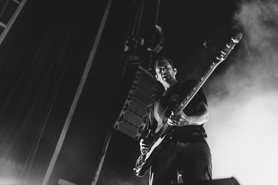 Rise Against - Budweiser Stage-12