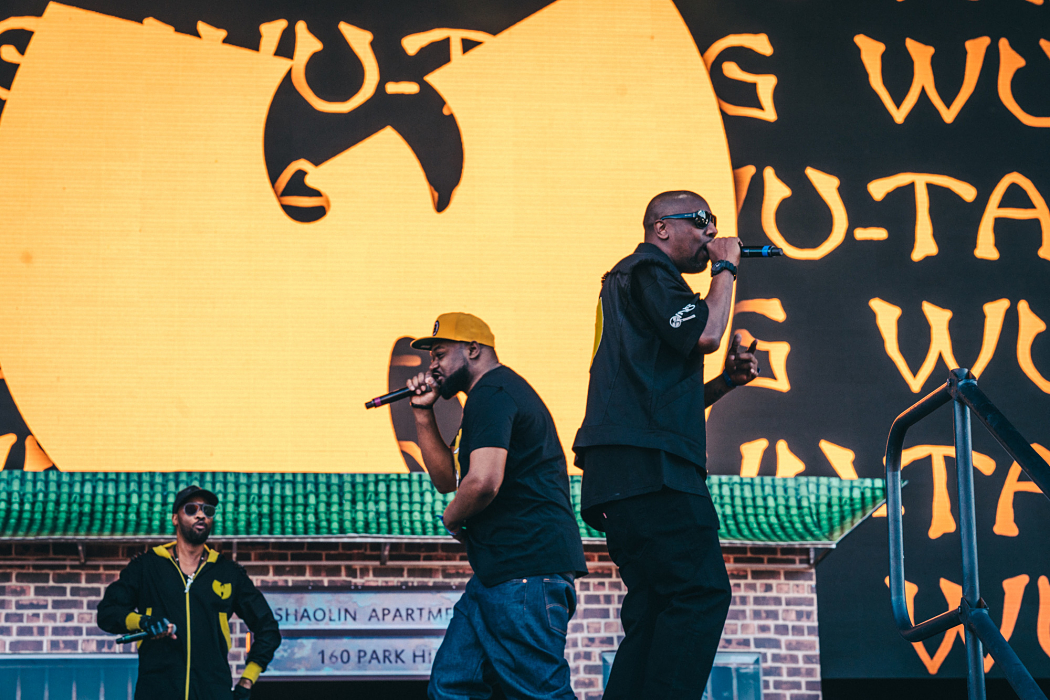 Wu-Tang Clan - Governors Ball 2017-2