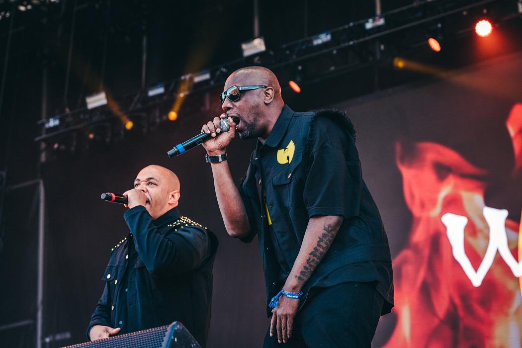 Wu-Tang Clan - Governors Ball 2017