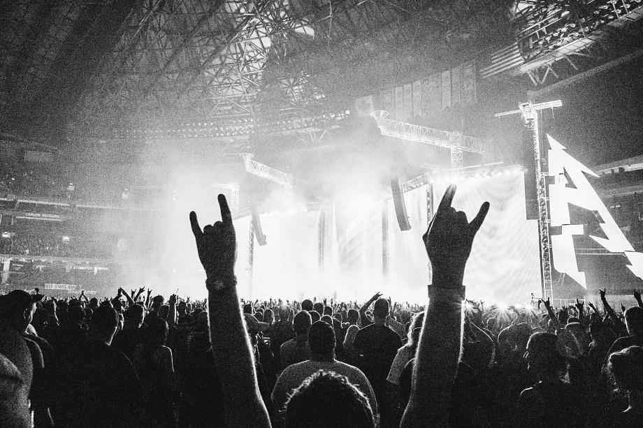 Metallica - Rogers Centre-6