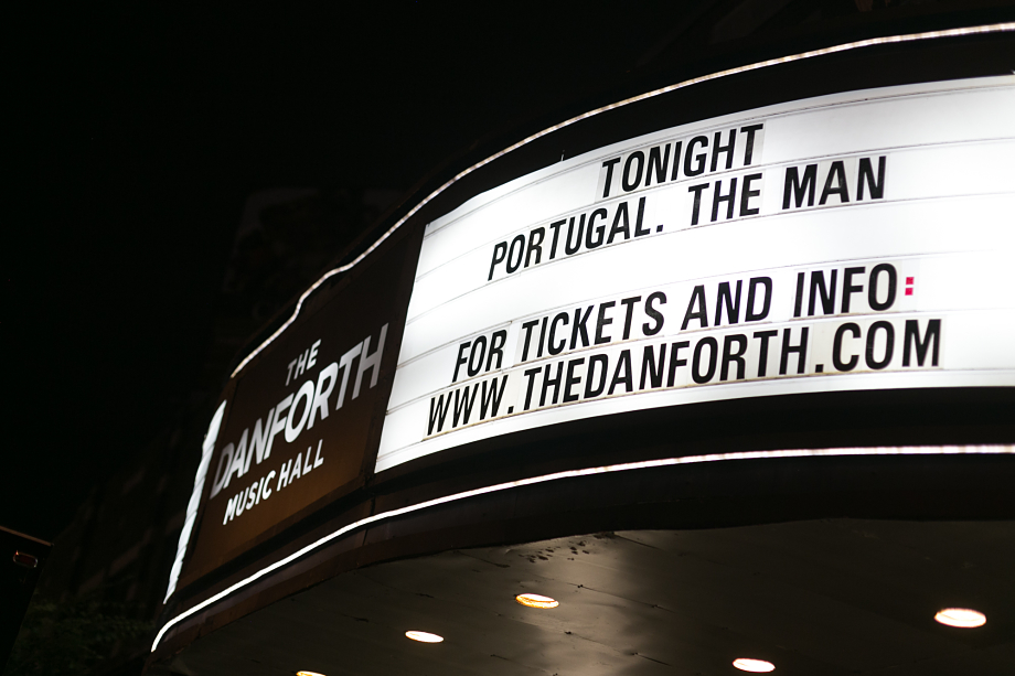 Portugal The Man in Toronto-1