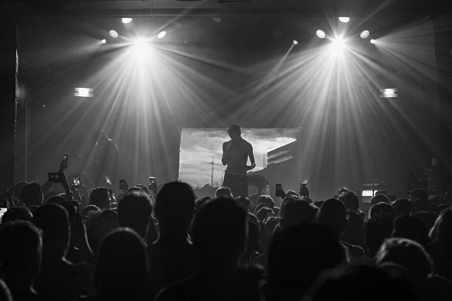 Corbin at The Mod Club Toronto