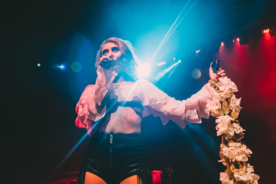 Kali Uchis - Danforth Music Hall-10