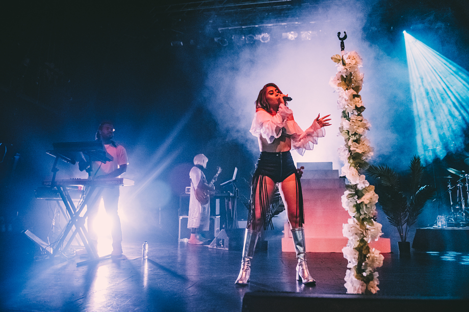 Kali Uchis - Danforth Music Hall-11