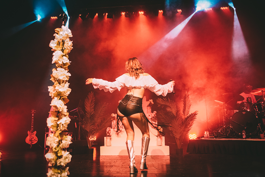 Kali Uchis - Danforth Music Hall-6