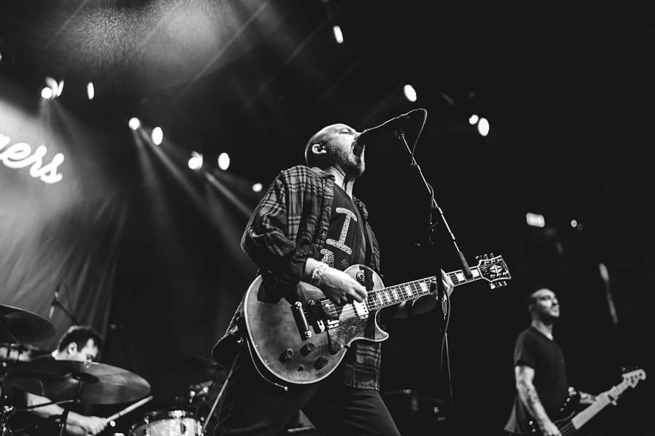 The Menzingers - Rebel Toronto-3