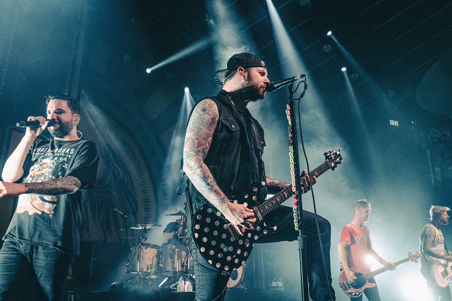 A Day To Remember - Rebel Toronto-12