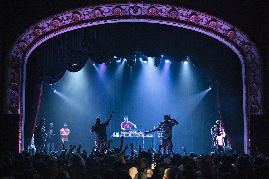 The Underachievers - The Opera House-14