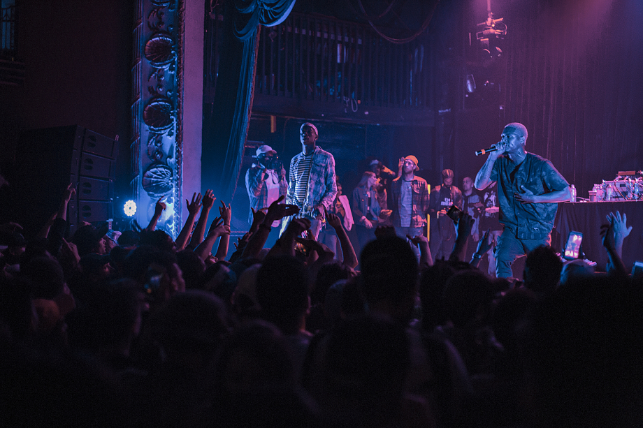 The Underachievers - The Opera House-4