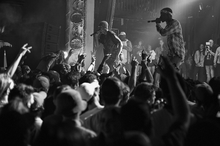 The Underachievers at The Opera House Toronto