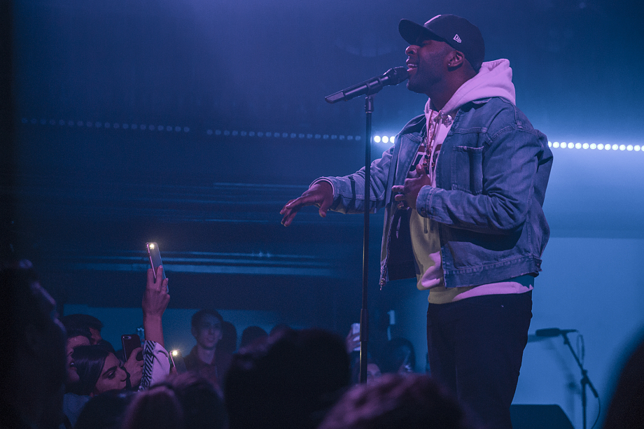 dvsn - The Great Hall-4
