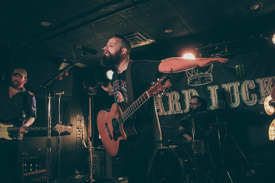 Aaron West And The Roaring Twenties - Hard Luck Bar-11