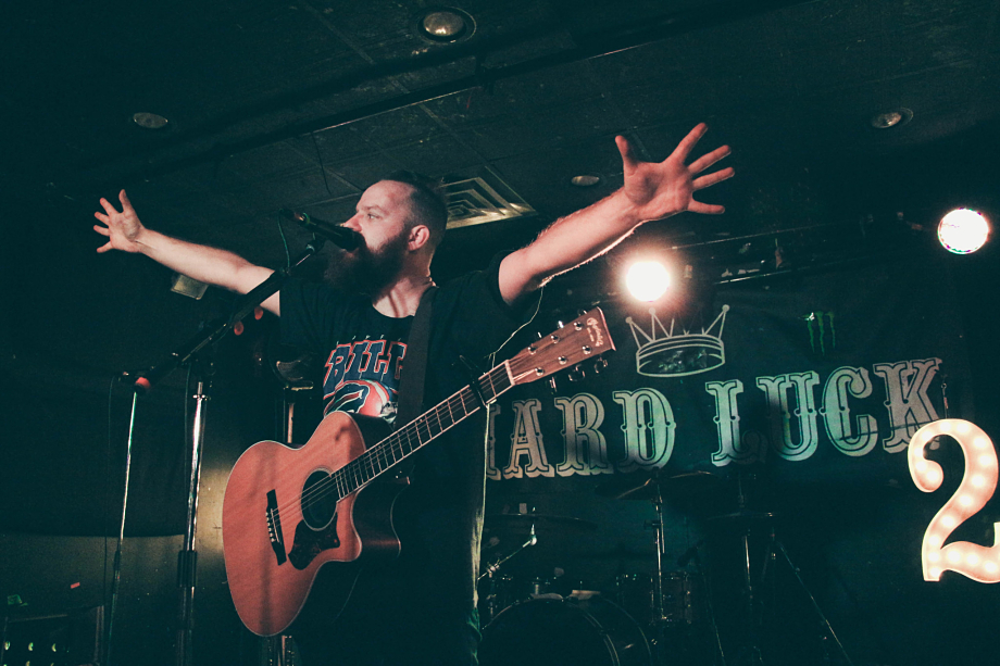 Aaron West And The Roaring Twenties - Hard Luck Bar-6
