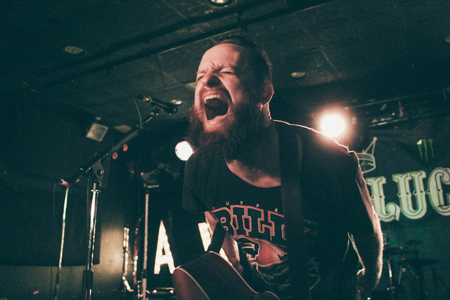 Aaron West And The Roaring Twenties at Hard Luck Bar Toronto