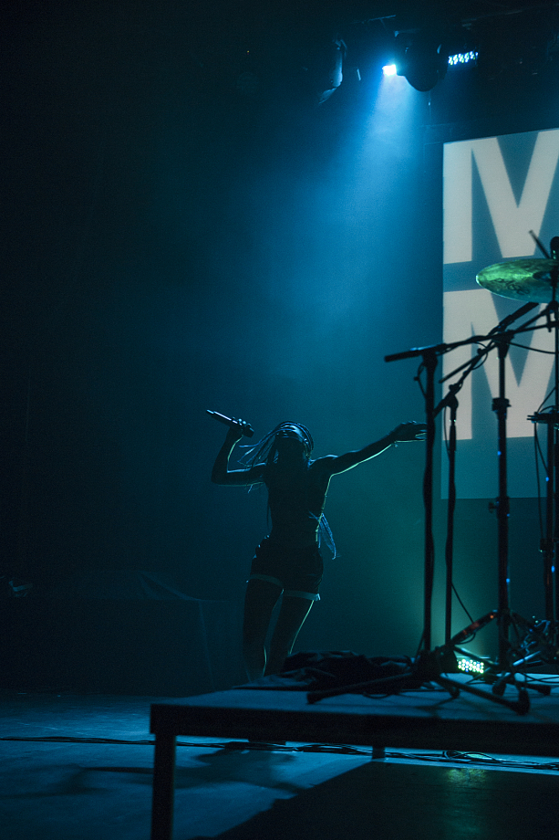 Mura Masa - Danforth Music Hall-11
