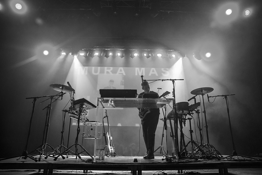 Mura Masa - Danforth Music Hall-16