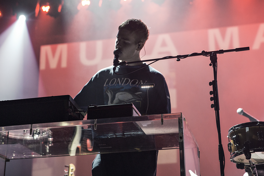 Mura Masa - Danforth Music Hall-2