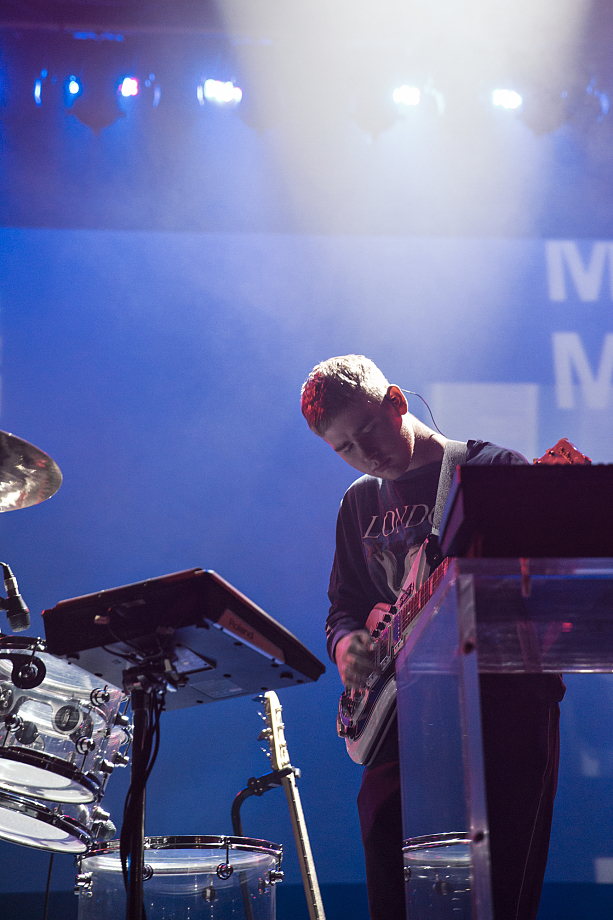 Mura Masa - Danforth Music Hall-7
