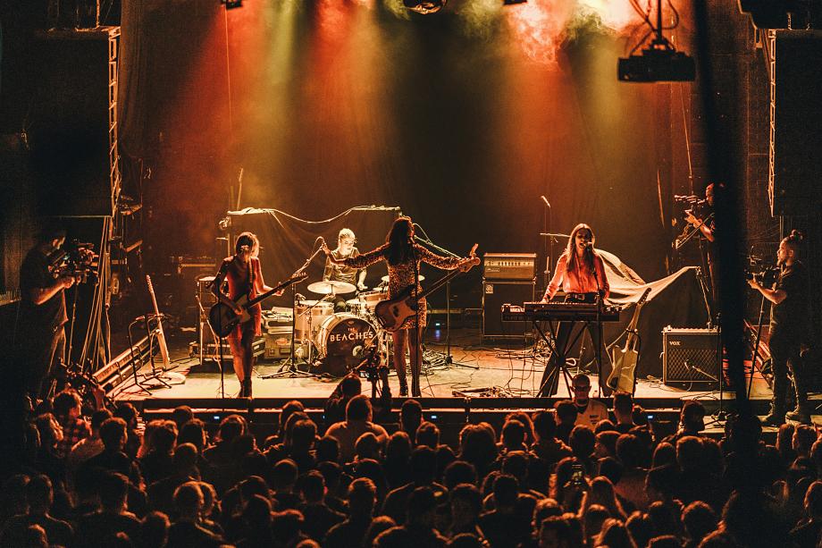 The Beaches - Phoenix Concert Theatre-12