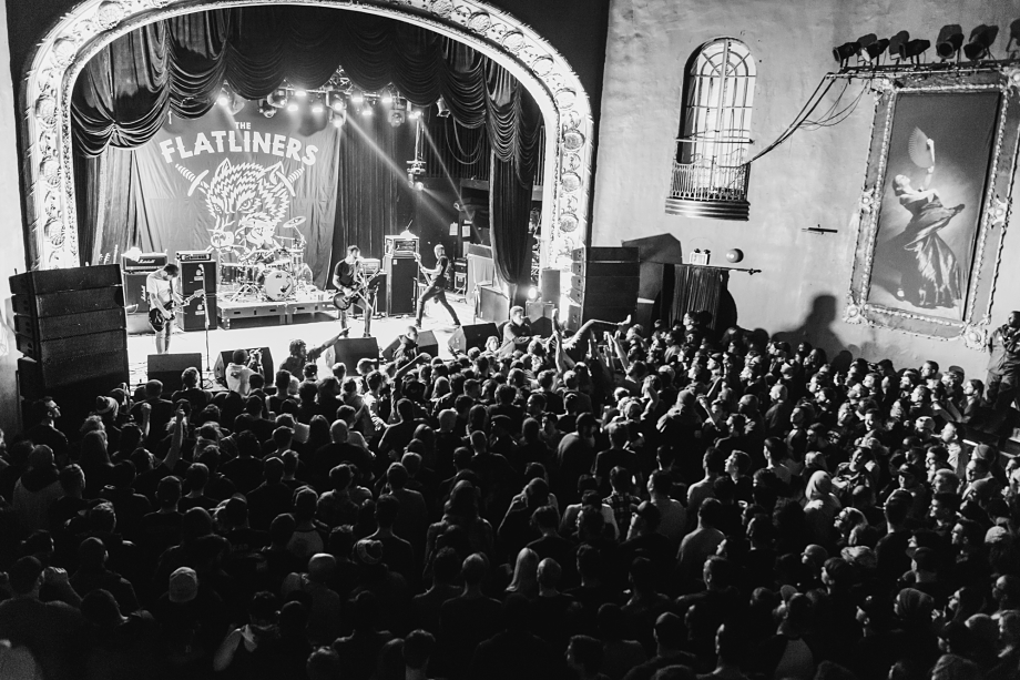 The Flatliners - The Opera House-12