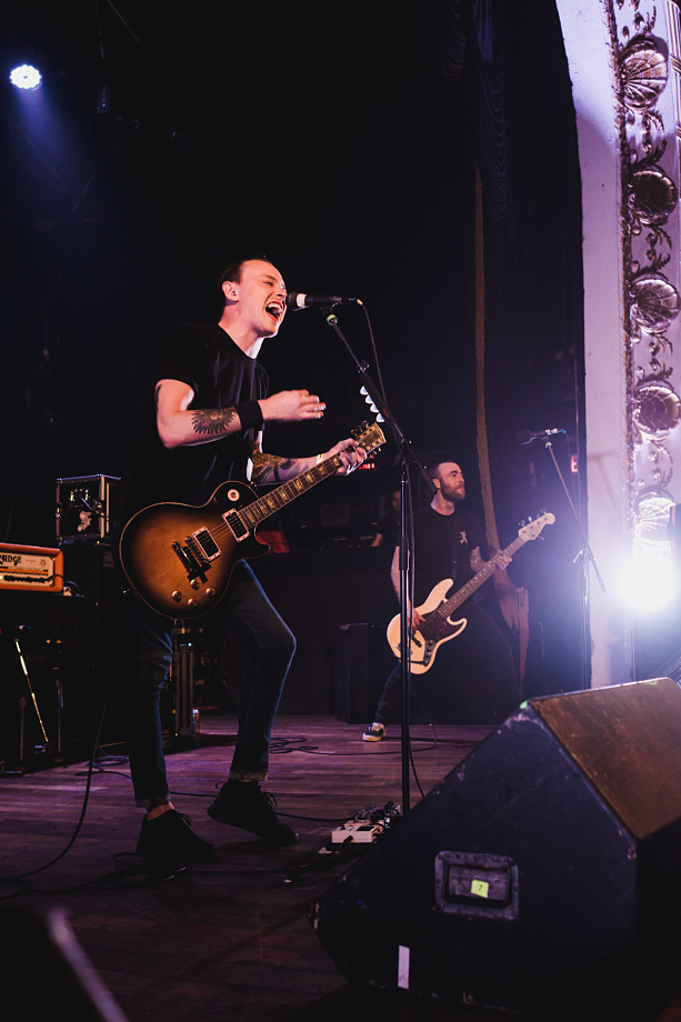 The Flatliners - The Opera House-7